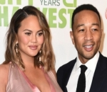 Chrissy Teigen Offers Closer Look at Baby Bump in the Wake of Third Pregnancy Teaser