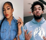 Jordyn Woods Celebrates 23th Birthday in Romantic Date With Karl-Anthony Towns