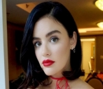 Lucy Hale Channels 'Feistiness of a Redhead' With New Bold Hair Makeover