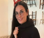 Demi Moore Fulfills Teenage Dream With Surprise Runway Appearance for Fendi