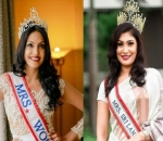 Former Mrs. Sri Lanka Arrested After Snatching Crown From Current Winner
