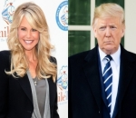 Christie Brinkley Cringed at the Way Donald Trump Called Himself When Trying to Woo Her