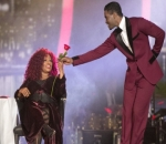'DWTS' Pro Keo Motsepe Dubs Chaka Khan His Worst Celebrity Dance Partner
