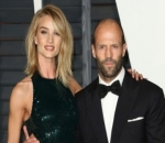 Rosie Huntington-Whiteley Praises Jason Statham for Being 'Hands On Daddy'