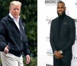 Donald Trump Blasts LeBron James Over 'Racist Rants': It's 'Nasty' and 'Insulting'
