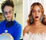 Seth Rogen Recalls Being 'Hit So Hard' by Beyonce's Security Before Presenting Grammy Award