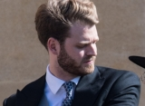 People Go Wild After Seeing Prince Harry's Handsome Cousin at Royal Wedding
