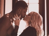 Khloe Kardashian Finally Returns to L.A. With Tristan Thompson and Baby True