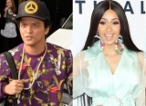 Bruno Mars, Cardi B and Kim Kardashian Among Stars Celebrating Father's Day