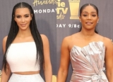 MTV Movie and TV Awards 2018: Kim Kardashian, Tiffany Haddish and Halsey Wow on Red Carpet