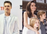 Brad Pitt Reportedly Doesn't Allow Shiloh and Knox to Join Angelina Jolie in 'Maleficent 2'