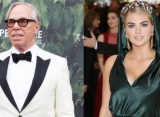 Tommy Hilfiger Invites Kate Upton to Model for Him During Pregnancy