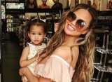Chrissy Teigen Says Her Daughter Luna Gives Her Style Advice