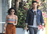 Sarah Hyland Brings Boyfriend Wells Adams to High School Reunion