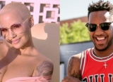 Amber Rose Is Reportedly Dating Basketball Player Monte Morris