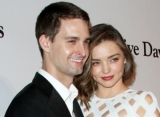 Miranda Kerr's Husband Evan Spiegel Goes Back to School to Obtain College Degree