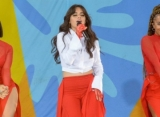 Camila Cabello Wows Audience at 'Good Morning America' Summer Concert Series in New York