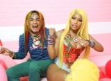 6ix9ine and Nicki Minaj Get Raunchy in 'FEFE' Music Video