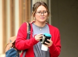 Hilary Duff Is Beaming During 'Special' Pregnancy