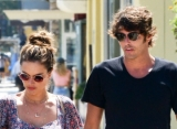 Alessandra Ambrosio and New Beau Nicolo Oddi Pack on PDA Again During Lunch Date
