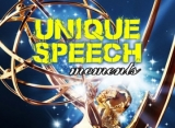 Unique Speech Moments by Emmy Winners