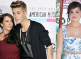 Justin Bieber's Mom Angers Fans With Alleged Selena Gomez Shade