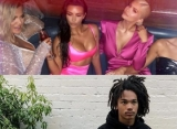 Report: Kardashian Sisters Don't Approve of Kourtney's Romance With Luka Sabbat