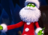 The Grinch Is Mean Santa in New Trailer