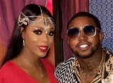 Lil Scrappy and Bambi Benson Happy and Blessed for Birth of Baby Boy
