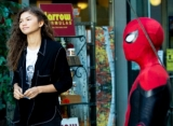 'Spider-Man: Far From Home' Set Photos: Peter Dons New Suit, Swings With MJ