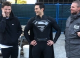'Elseworlds': Is Tyler Hoechlin's Black-Suited Superman the New Bad Guy in Arrowverse Crossover?