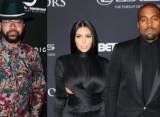 Columbus Short Bizarrely Claims Kim Kardashian Uses Magic to 'Torment' Kanye West