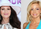 Lisa Vanderpump Refuses to Attend Camille Grammer's Wedding Despite 'RHOBH' Producers' Plea