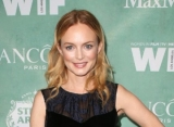 Heather Graham Keeps Fingers Crossed on 'The Hypnotist's Love Story'