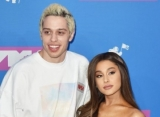 Pete Davidson Turns to Humor to Address Split From Ariana Grande
