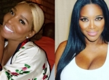 Fans Think NeNe Leakes Is Being Fake for Leaving Supportive Comments for Kenya Moore