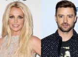 Britney Spears Excites Fans With Justin Timberlake's Music for Her Backflips Video