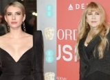 Emma Roberts Can't Function Around Co-Star Stevie Nicks