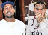 Kanye West Uninjured From Drive-By Shooting Near Tekashi69's Music Video Set