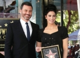 Jimmy Kimmel Cracks Sarah Silverman F***ing Matt Damon Joke During Walk of Fame Ceremony