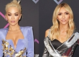 Photos: See Rita Ora, Giuliana Rancic and Others' Daring Looks at 2018 People's Choice Awards