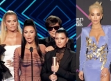 Very 'Uninterested' Kardashians Blatantly Ignore Rita Ora at 2018 PCAs