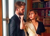 Liam Hemsworth Pictured Surveying Miley Cyrus' Home Destroyed by California Wildfires