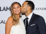 John Legend Cries While Honoring Chrissy Teigen at 2018 Women of the Year Awards