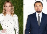Emily Blunt Dreams to Star Opposite Leonardo DiCaprio