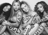 Little Mix Teases New Song 'Strip' With Empowering Nude Picture