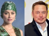 Amber Heard Maintains Beautiful Friendship With Elon Musk Despite Break-Up