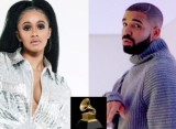 Nominations of 2019 Grammy Awards: Cardi B and Drake Vie for Biggest Honor