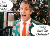This #MeToo Era Version of 'Baby, It's Cold Outside' Will Make You Laugh