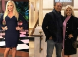 'RHOC' Star Shannon Beador Slammed by Ex David's Girlfriend for Accusing Him of Verbal Abuse